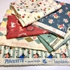 Classical Plie` Quilt Kit Featuring Pirouette by Arleen Hillyer For Birch Organic Fabrics (PRECUT)
