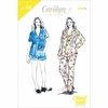 Closet Case Patterns, Sewing Pattern, Carolyn Pajamas