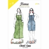 Closet Core, Sewing Pattern, Fiona Sundress