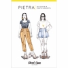 Closet Case, Sewing Pattern, Pietra Pants & Shorts
