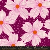 COMING SOON, Sarah Watts for Ruby Star Society, Crescent, Night Bloom Purple Velvet