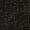 "Cork Fabric from Belagio Enterprises, PRECUT 18"" x 15"" Black/Gold"