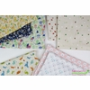 Cosmo Textiles, DOUBLE GAUZE, Musical Bears Pink