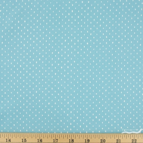 Cotton and Steel, Basics, Stitch and Repeat Splash Fat Quarter