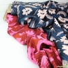 Cotton and Steel, Poolside, RAYON, Palm Springs Bouquet Pink