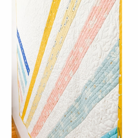 Cotton + Joy, Sewing Pattern, Midpoint Quilt
