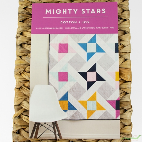 Cotton + Joy, Sewing Pattern, Mighty Stars