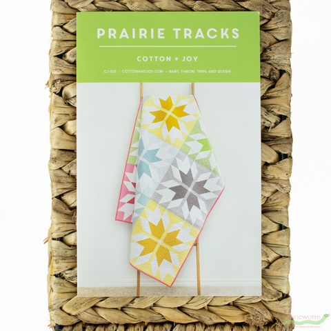 Cotton + Joy, Sewing Pattern, Prairie Tracks