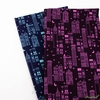 Cotton + Steel Collaborative, Lawnquilt, Midnight Metropolis Bundle 6 Total