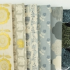 Cotton + Steel Collaborative, Newsprint, Nest Grey