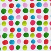 Cotton + Steel Collaborative, Noel, Painted Dots Pink