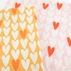 Dana Willard for FIGO, Squeeze, Hearts Pink