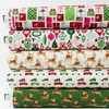 Dani Mogstad for Riley Blake, Merry and Bright in FAT QUARTERS 5 Total