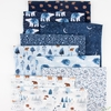 Dear Stella, Brave Enough to Dream in FAT QUARTERS 9 Total
