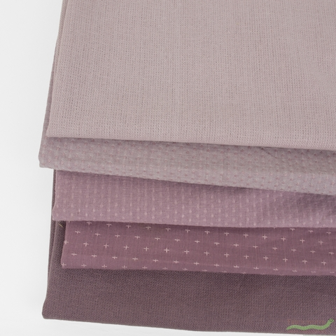 Diamond Textiles, Manchester Yarn Dyed Wovens, Relaxed Lilac