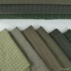 Diamond Textiles, Yarn Dyed Wovens, Herbs in FAT QUARTERS 6 Total