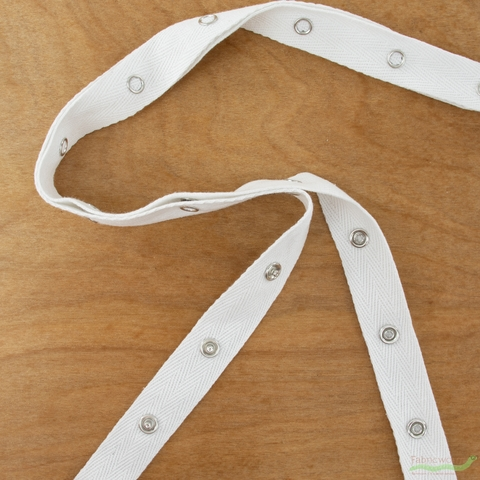 Dritz, Snap Tape White