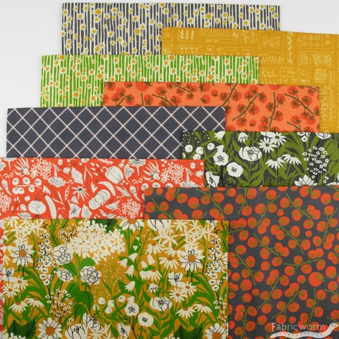 Dylan M. for Windham, Mazy, Heirloom in FAT QUARTERS 9 Total (PRECUT)