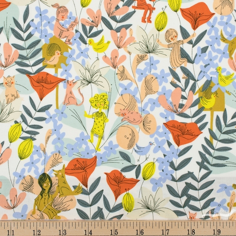 Dylan Mierzwinski for Windham, Playground, In the Flowers Multi