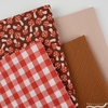 Elizabeth Hartman for Robert Kaufman, Berry Season, Berry Spice HALF YARDS 10 Total