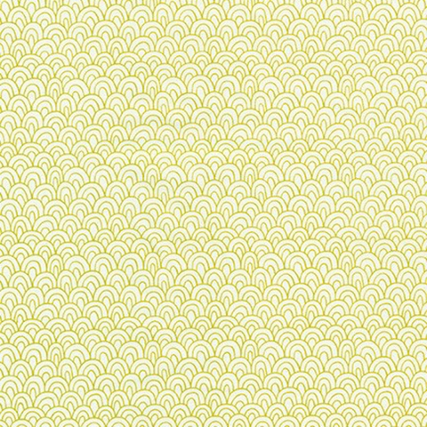 Elizabeth Hartman for Robert Kaufman, Library, Waves Wasabi
