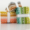 Elizabeth Hartman for Robert Kaufman, Paintbox, Sunshine Palette Pre-Cut Fat Quarter Bundle 21 Total
