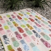 Elizabeth Hartman, Sewing Pattern, Pineapple Farm Quilt & Pillow