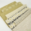 Elizabeth Silver for Camelot Fabrics, Petal Pusher, Blowing Taupe