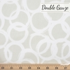 Ellen Baker, Paint Double Gauze, Loops Taupe Fat Quarter