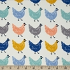 Emily Isabella for Birch Organic Fabrics, Best of Birch, Roost