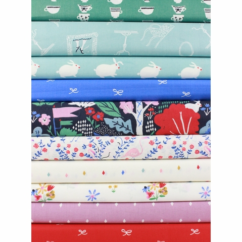 Emily Isabella for Birch Organic Fabrics, Wonderland 10 Total
