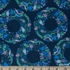 Emily Taylor for FIGO, Salt Wind, Sea Wreath Navy Multi
