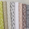 Erin Dollar, Balboa Essex Yarn Dyed, Lines and Dots in FAT QUARTERS 7 Total (PRECUT)