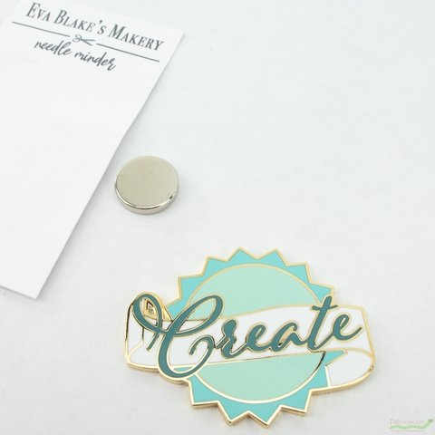 Eva Blake's Makery, Create Needle Minder