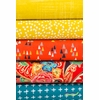 Fabricworm Custom Bundle, Floral Flare in FAT QUARTERS 5 Total