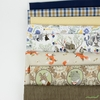 Fabricworm Custom Bundle, Forest Familiars in FAT QUARTERS 8 Total (PRECUT)