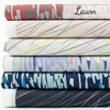 Fabricworm Custom Bundle, Japanese Import, Lawn, Crafted in FAT QUARTERS 6 Total
