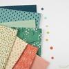 Fabricworm Custom Bundle, Lily Valley in HALF YARDS 8 Total