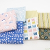 Fabricworm Custom Bundle, Meow by the Bay in HALF YARDS 7 Total