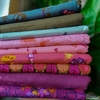 Fabricworm Custom Bundle, Plum Wishes in FAT QUARTERS 9 Total
