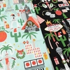Fabricworm Custom Bundle Poolside Holiday Precut 1/4yd Bundle11 Total