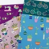 Fabricworm Custom Bundle, Saturdaze in HALF YARDS 11 Total