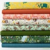 Fabricworm Custom Bundle, Sweet Safari in FAT QUARTERS 8 Total
