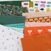 Fabricworm Custom Bundle, Time for Travel in FAT QUARTERS 12 Total