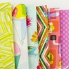 Fabricworm Custom Bundle, Tropical Treat in FAT QUARTERS 6 Total (PRECUT)