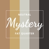 Fabricworm Mystery Precut Fat Quarter in Neutral
