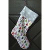 Sewing Tutorial & Free Pattern|Christmas Stocking by Lunden Designs