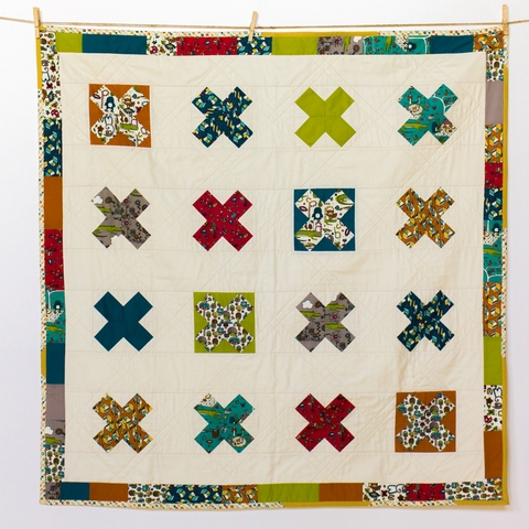 Free Pattern|Perfect Picnic Quilt|by Ansley Carnevali