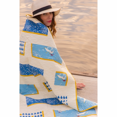 Free Pattern Sea Feed By Lunden Designs