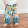 Sewing Tutorial & Free Pattern|Charley Harper Pajama Pants by Craftiness Is Not Optional